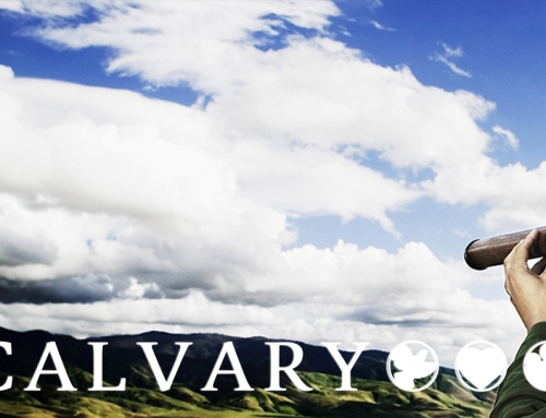 My Vision for Calvary